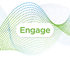 Report cover titled Engage
