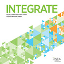 Report cover titled Integrate
